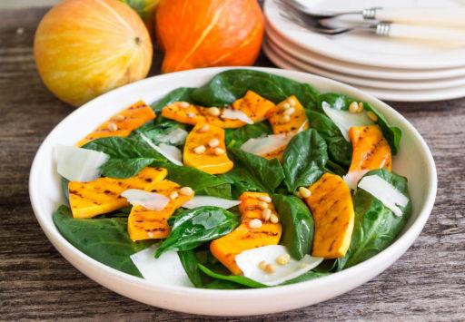 Super Simple Pumpkin Salad